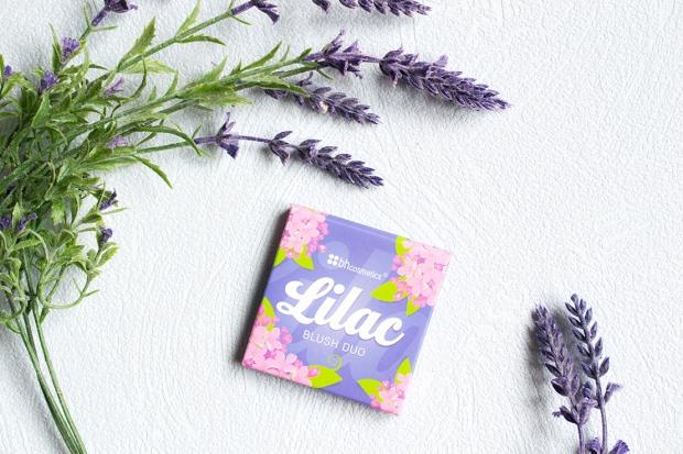 Lilac, le blush printanier de BH Cosmetics